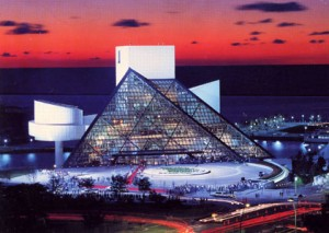 Clevelands Rock & Roll Hall of Fame