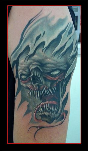 Jimmy Rogers Generation-X Tattoos  Daytona Beach Shores, FL