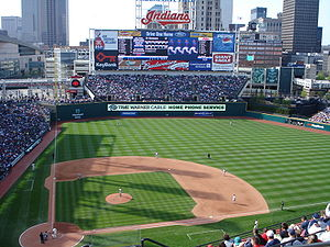 Watch a Tribe game!
